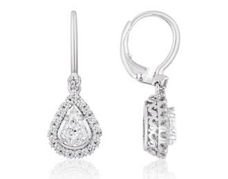 diamond earrings in houston
