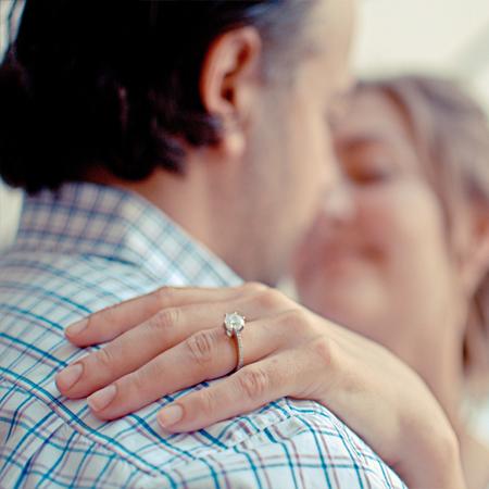 engagement rings in Houston