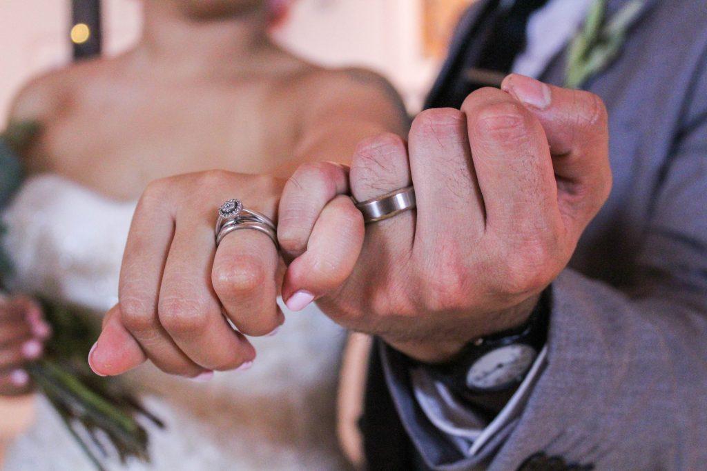 men's wedding bands in houston